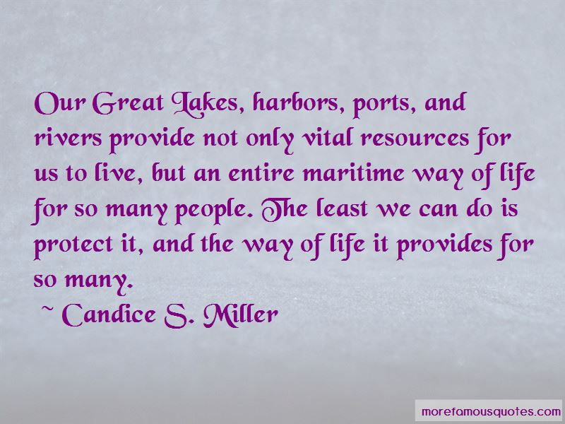 Candice S. Miller Quotes Pictures 3