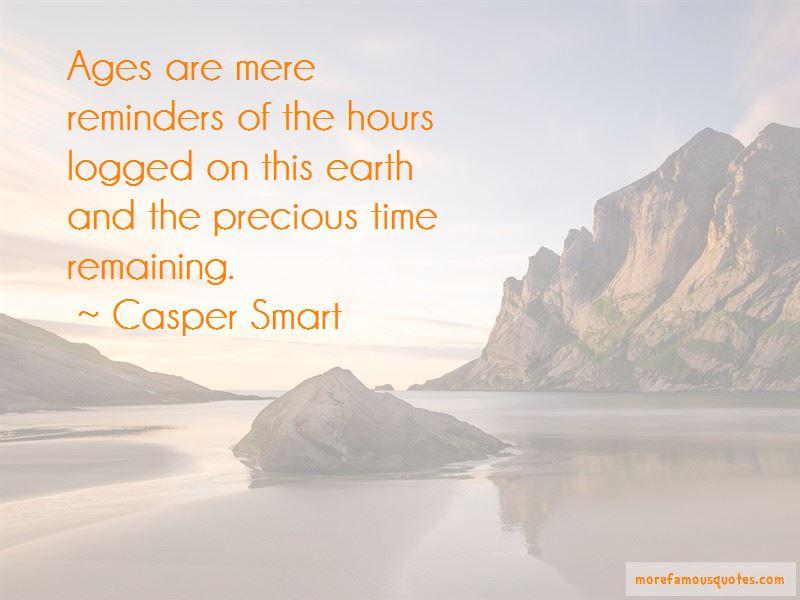 Casper Smart Quotes