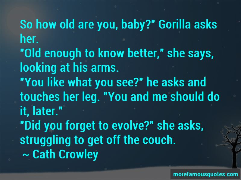 Cath Crowley Quotes Pictures 4