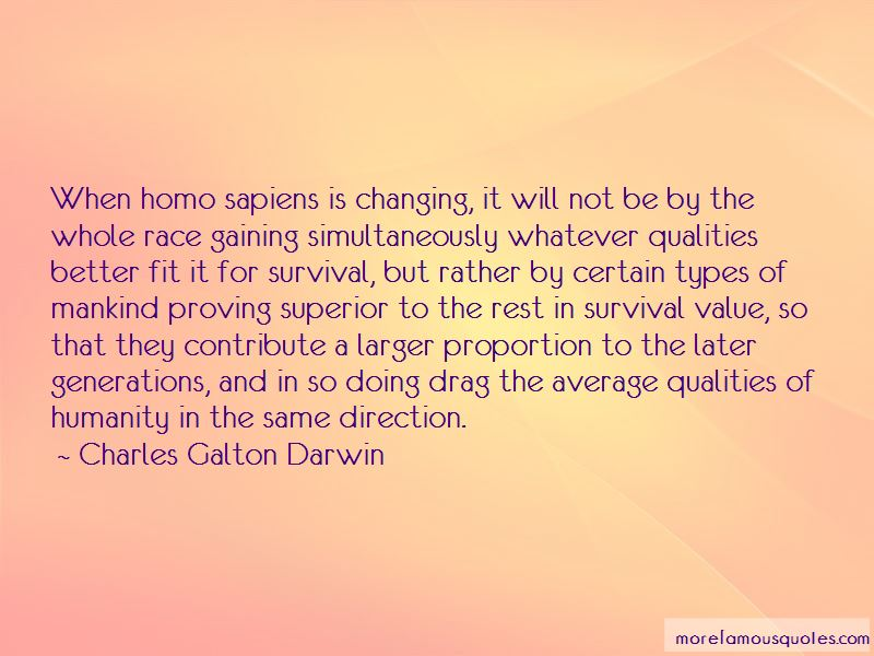 Charles Galton Darwin Quotes Pictures 2