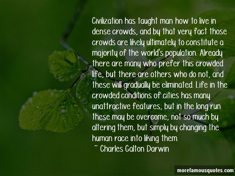 Charles Galton Darwin Quotes Pictures 3