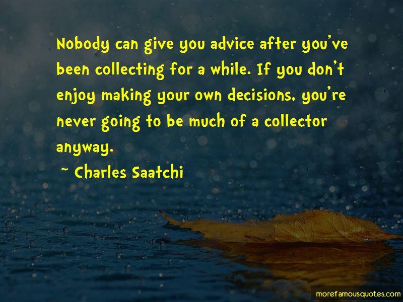 Charles Saatchi Quotes Pictures 2