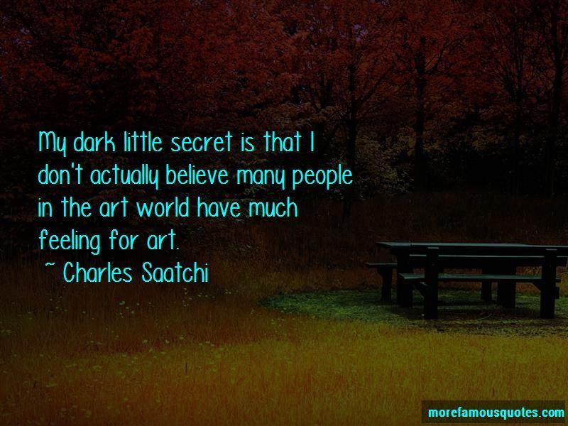 Charles Saatchi Quotes Pictures 3