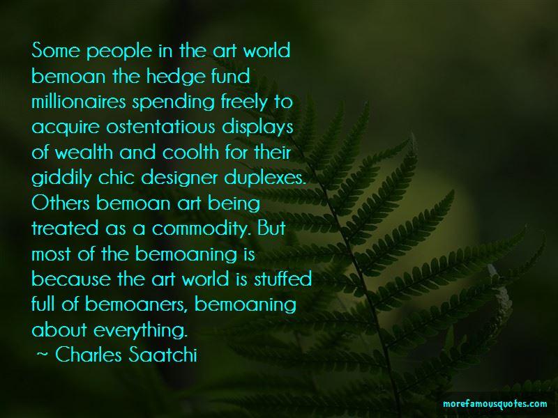 Charles Saatchi Quotes