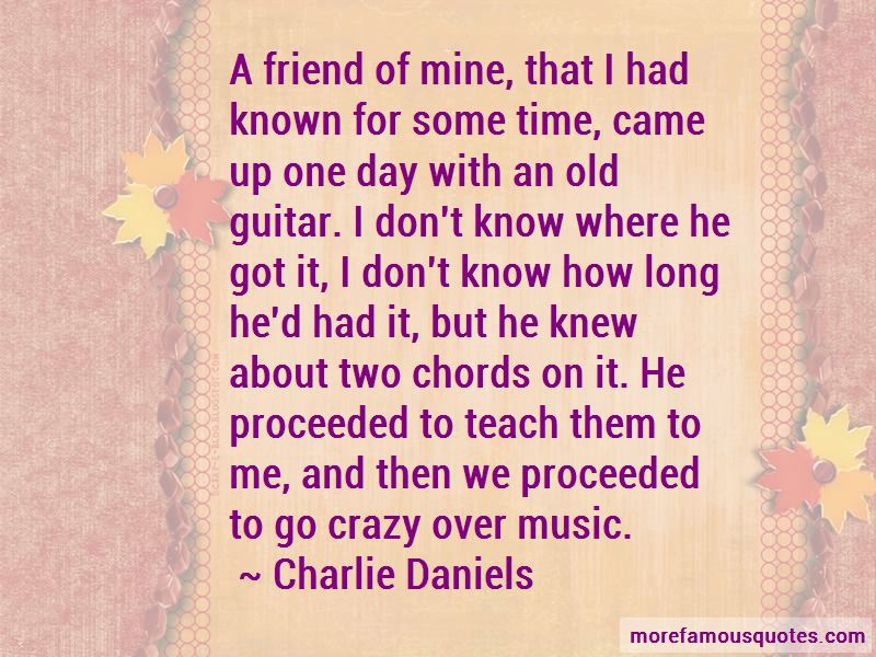 Charlie Daniels Quotes Pictures 4
