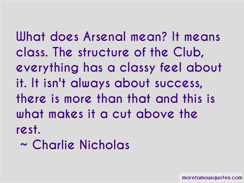 Charlie Nicholas Quotes Pictures 3