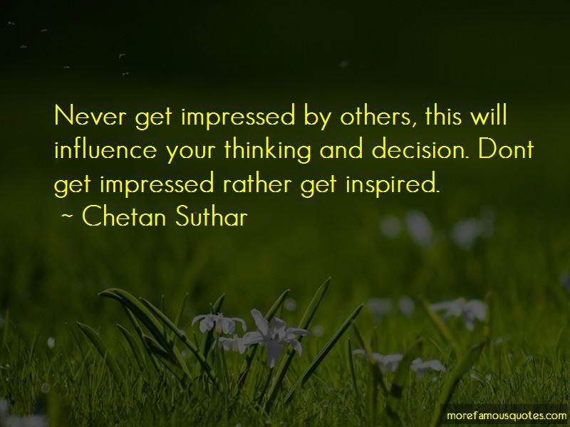 Chetan Suthar Quotes