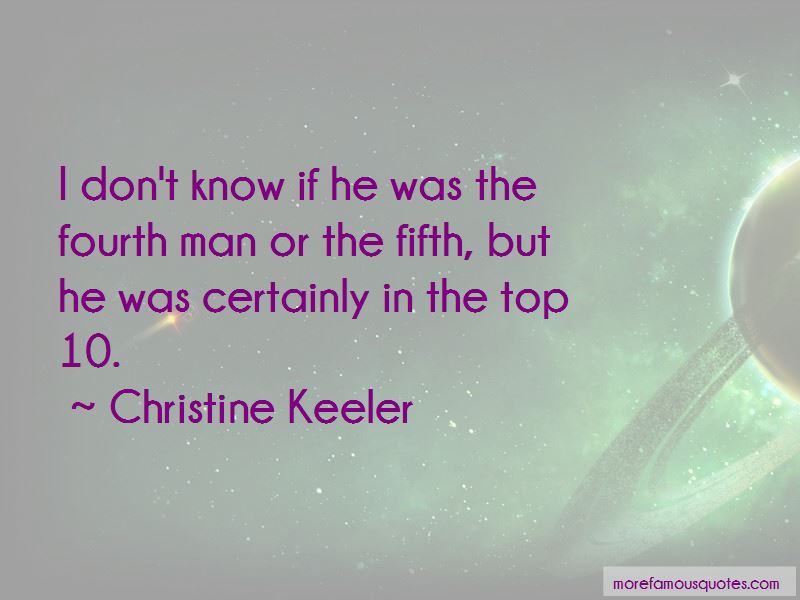 Christine Keeler Quotes Pictures 3