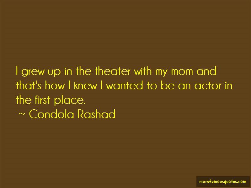Condola Rashad Quotes Pictures 3
