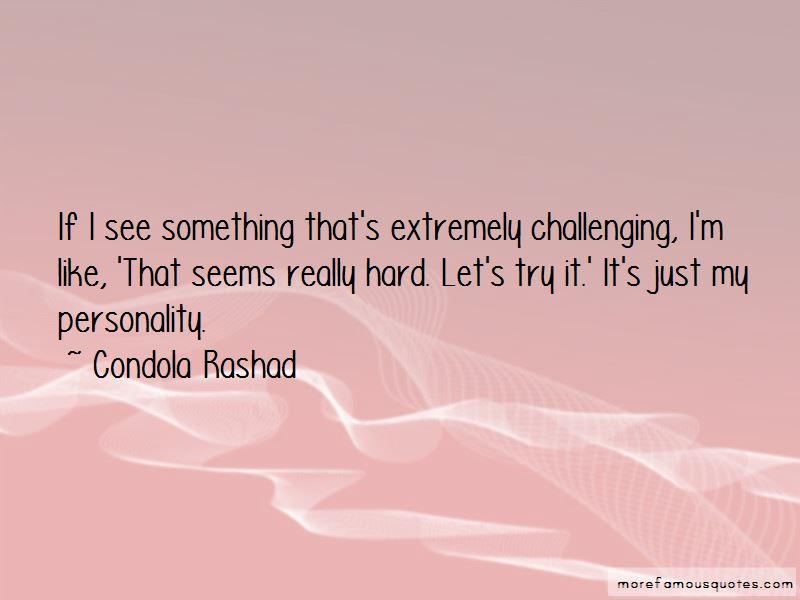 Condola Rashad Quotes Pictures 4