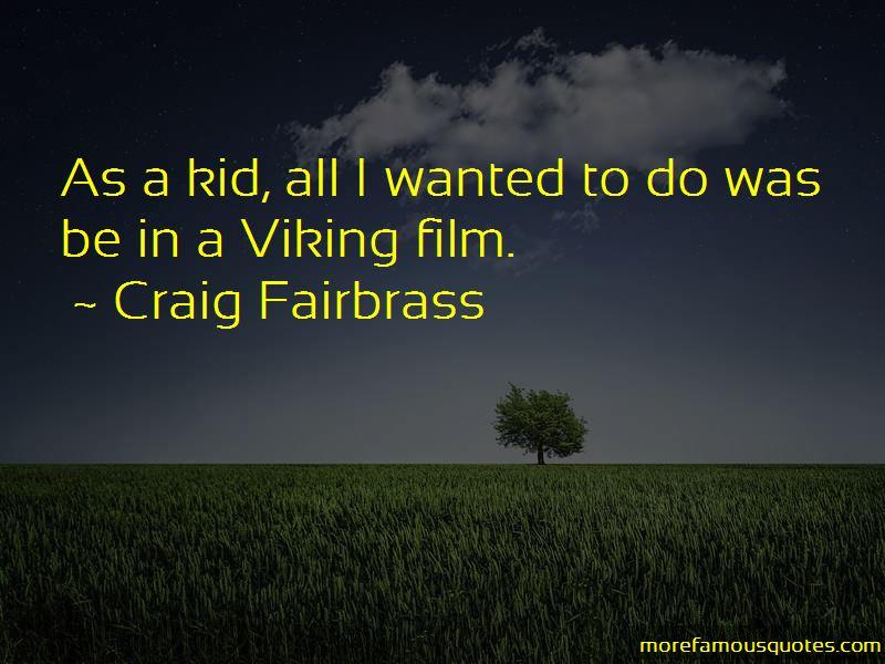 Craig Fairbrass Quotes Pictures 2