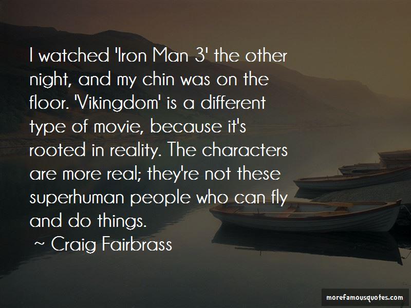 Craig Fairbrass Quotes Pictures 3