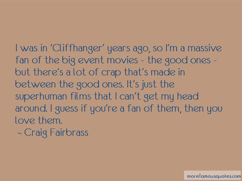 Craig Fairbrass Quotes Pictures 4