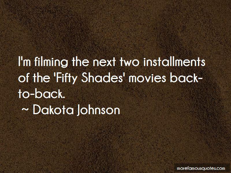 Dakota Johnson Quotes Pictures 3