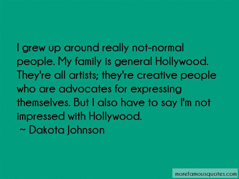 Dakota Johnson Quotes