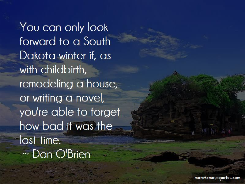 Dan O'Brien Quotes Pictures 3