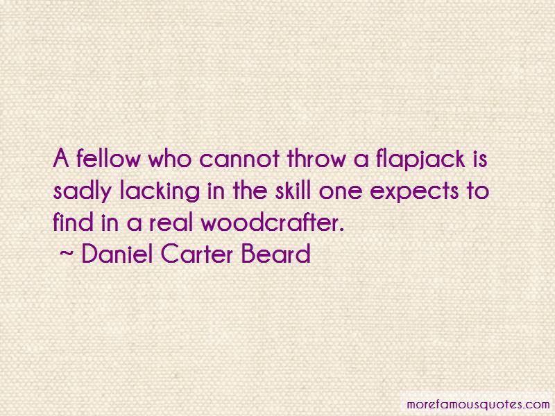 Daniel Carter Beard Quotes Pictures 2