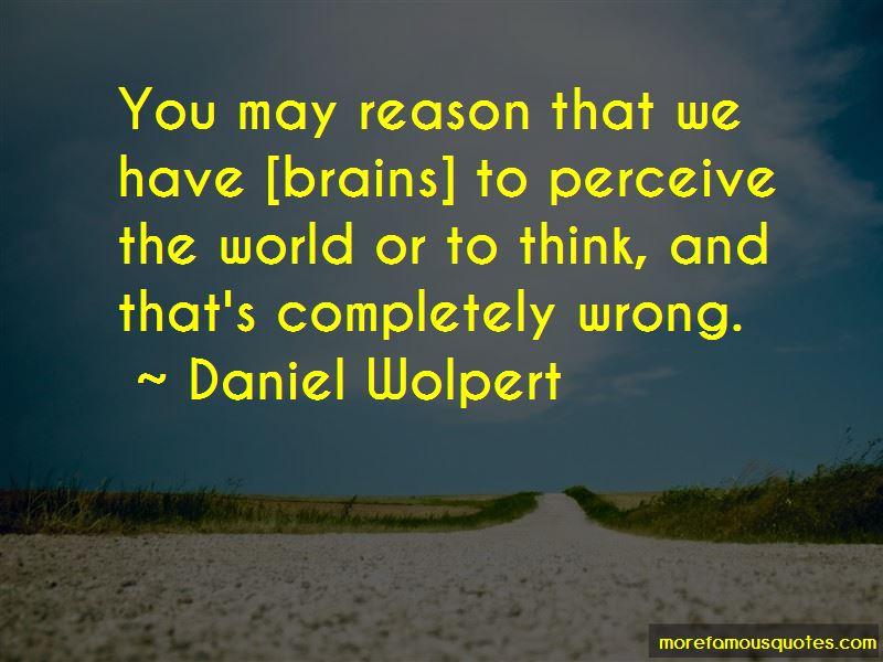 Daniel Wolpert Quotes Pictures 2
