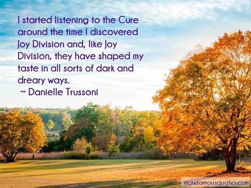 Danielle Trussoni Quotes Pictures 4