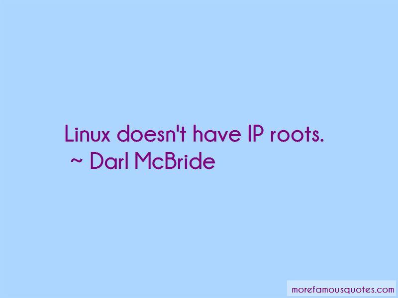 Darl McBride Quotes Pictures 2