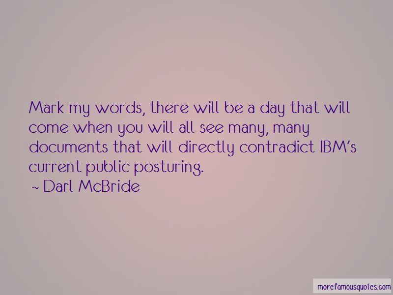 Darl McBride Quotes Pictures 3