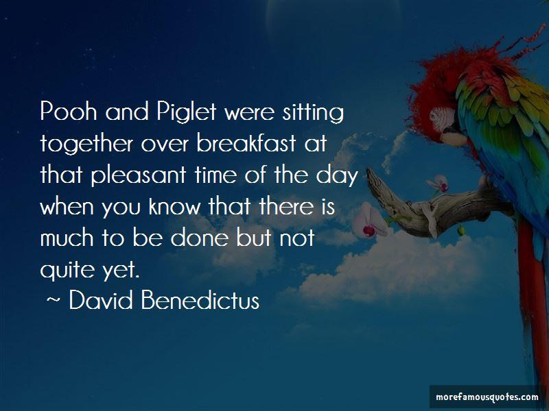 David Benedictus Quotes Pictures 2