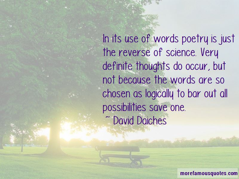 David Daiches Quotes Pictures 2