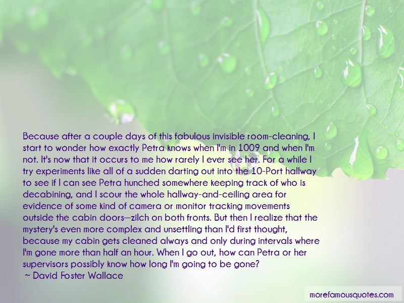 David Foster Wallace quotes: top 899 famous quotes by David ...
