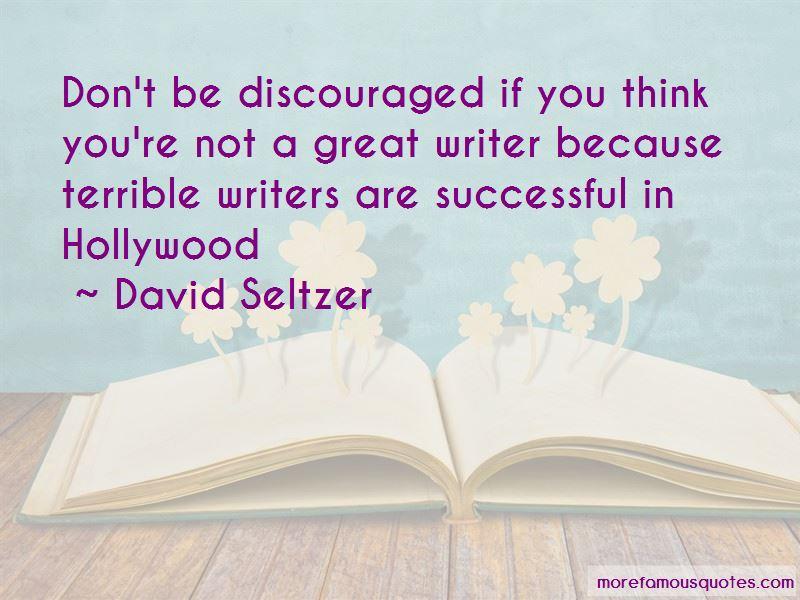 David Seltzer Quotes Pictures 2