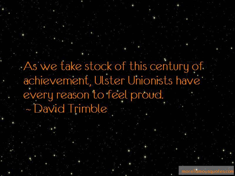 David Trimble Quotes Pictures 3