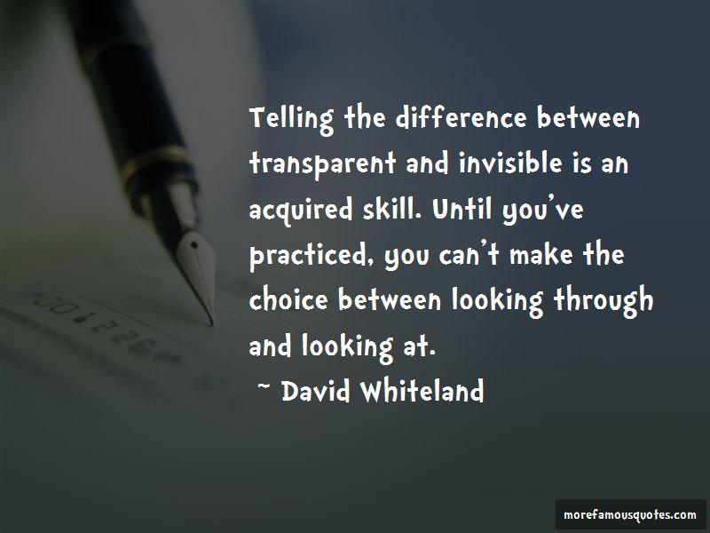 David Whiteland Quotes Pictures 3
