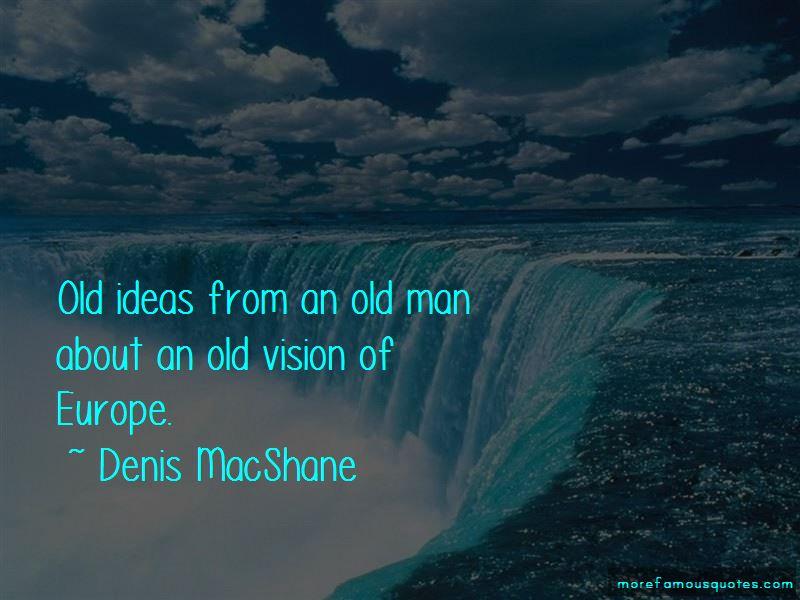 Denis MacShane Quotes