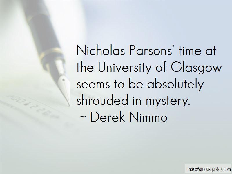 Derek Nimmo Quotes Pictures 3