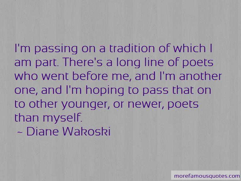 Diane Wakoski Quotes Pictures 2