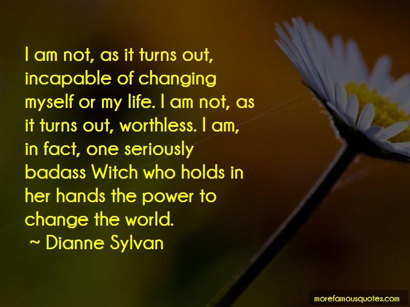 Dianne Sylvan Quotes Pictures 2