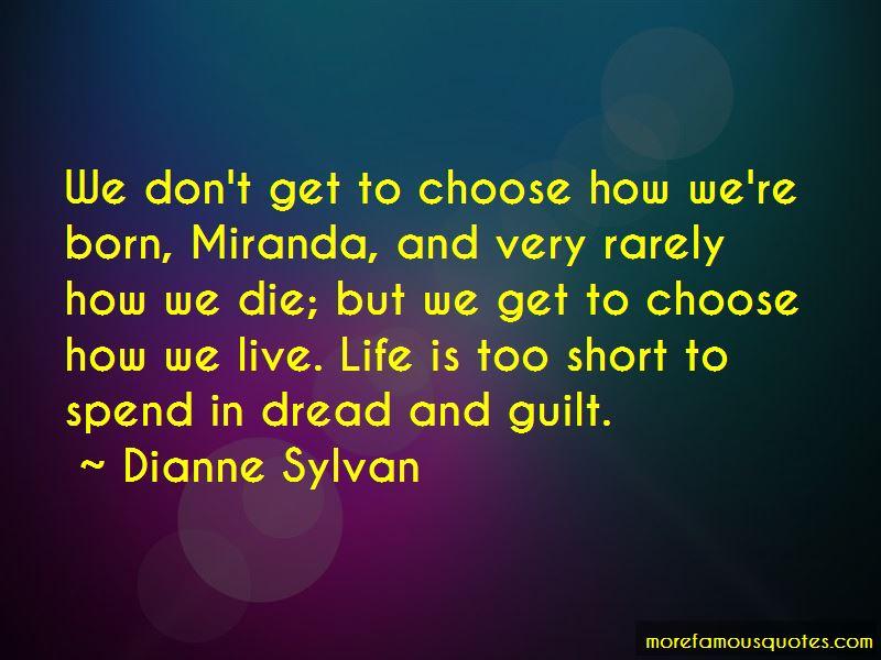 Dianne Sylvan Quotes Pictures 4