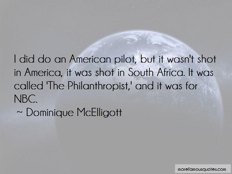 Dominique McElligott Quotes Pictures 3