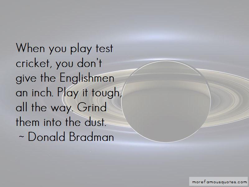 Donald Bradman Quotes Pictures 2