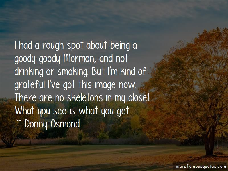 Donny Osmond Quotes Pictures 3