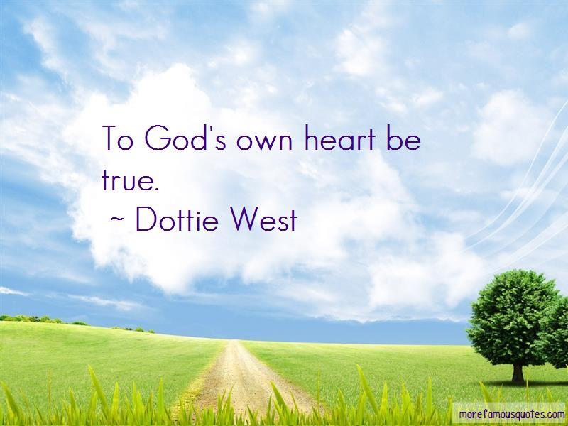 Dottie West Quotes Pictures 3