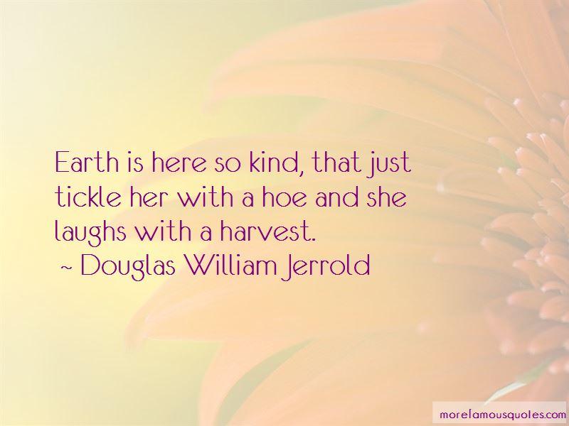 Douglas William Jerrold Quotes