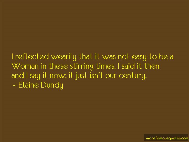Elaine Dundy Quotes Pictures 3