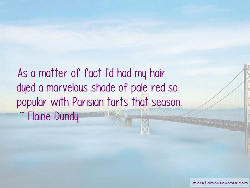 Elaine Dundy Quotes Pictures 4