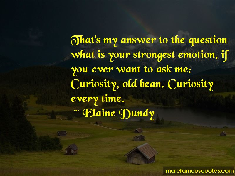 Elaine Dundy Quotes