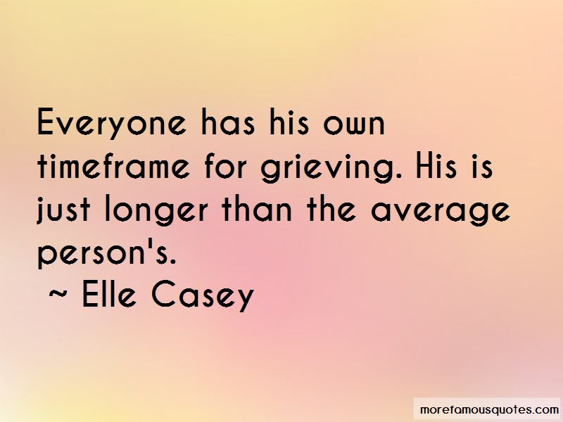 Elle Casey Quotes
