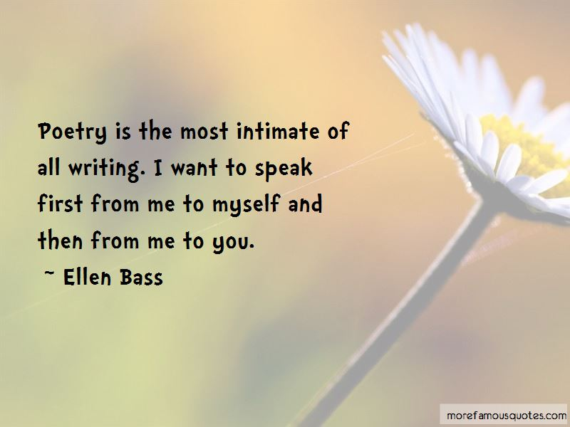 Ellen Bass Quotes Pictures 3