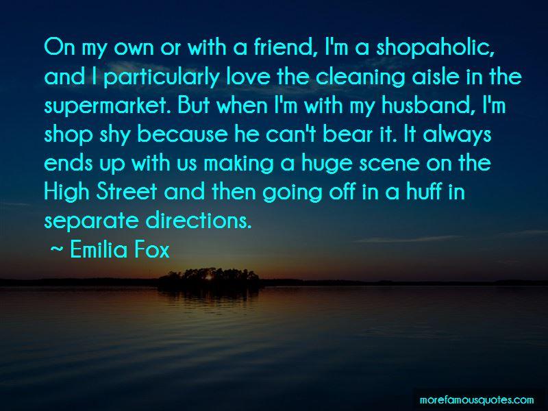 Emilia Fox Quotes Pictures 4
