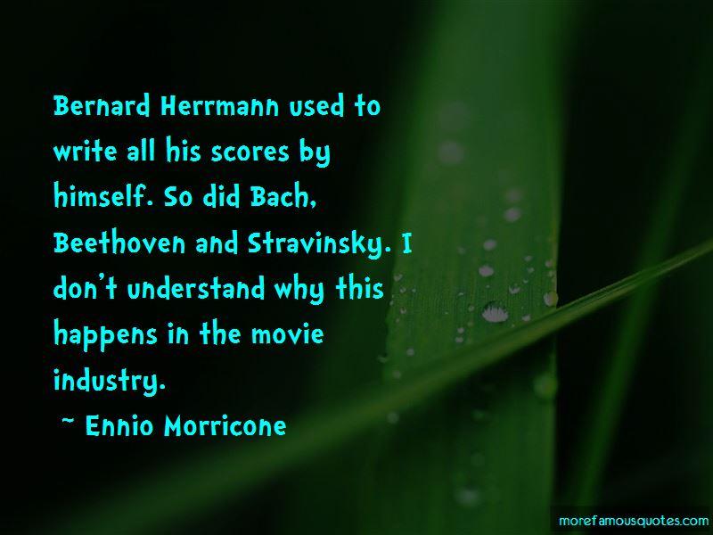 Ennio Morricone Quotes Pictures 4
