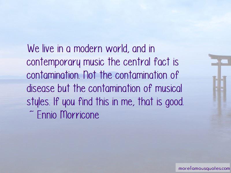 Ennio Morricone Quotes