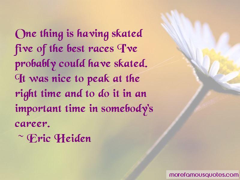 Eric Heiden Quotes Pictures 4
